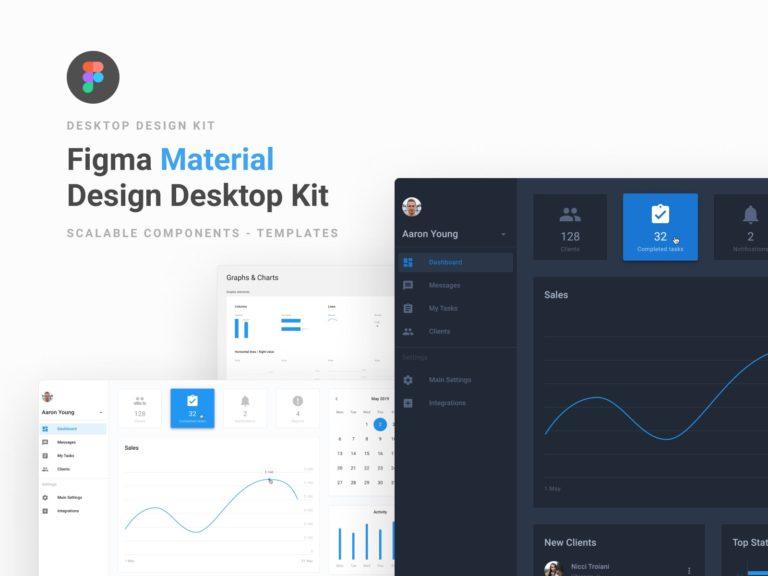 Figma Material UI Design System