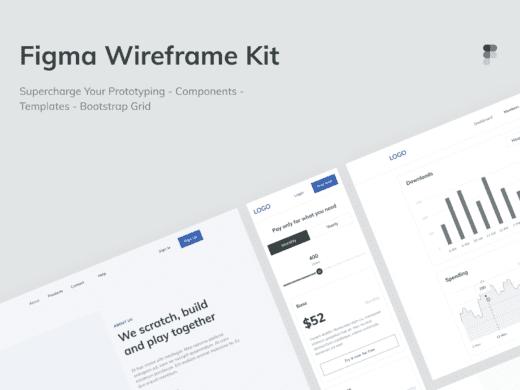figma wireframe free