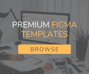 Figma templates UI kits